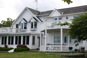 pet friendly by owner vacation rental in door county