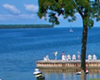 pet friendly hotel in door county, hotel in ephraim dogs allowed